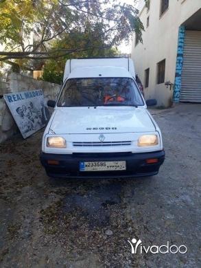 Renault in Nabatyeh -  رابيد رينو قوية كتير