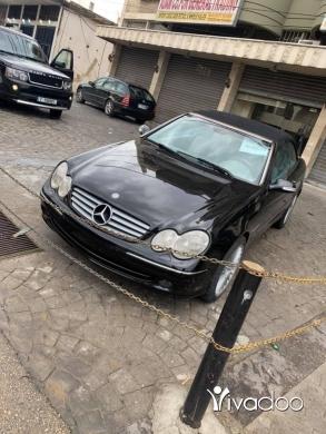 Mercedes-Benz in Ardeh - Clk 320