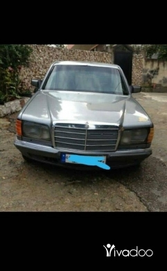 Mercedes-Benz in Tripoli - mercedes 500