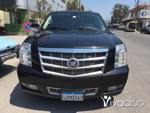 Cadillac in Tripoli - 2010 cadillac Escalade