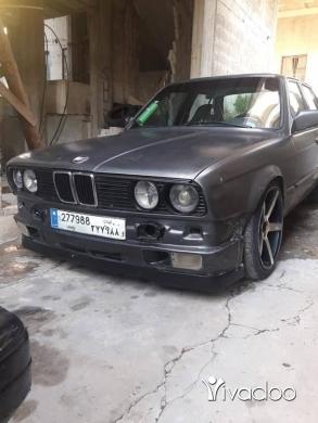 BMW in Tripoli - موديل 84 موتير 325
