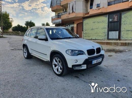 BMW in Sour - BMW X5 4.8i v8