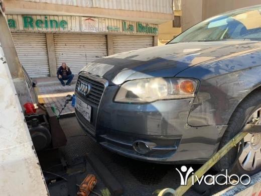 Audi in Nabatyeh - Audi 4 mod 2006