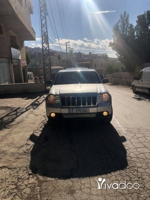 Jeep in Nabi Chiit - Grand Cherokee 2007