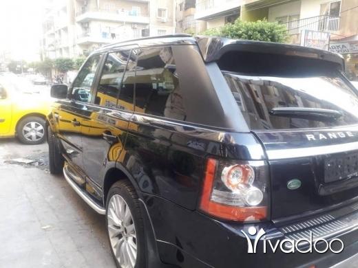 Rover in Tripoli - Car rover sport
