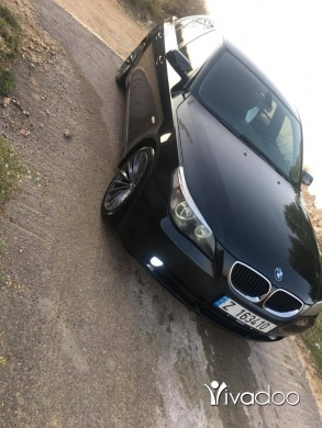 BMW in Deir Ammar - E60 523i 2006