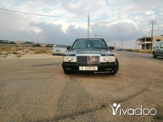 Mercedes-Benz in Kharayeb - مرسيدس 190 مسجل