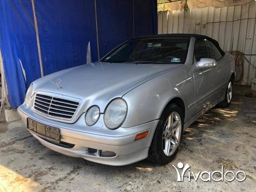 Mercedes-Benz in Minieh - CLK 320 ( 2003 )