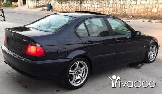BMW in Nabatyeh - نيوبوي ٢٠٠١