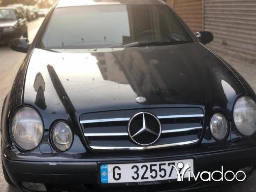 Mercedes-Benz in Tripoli - CLK 230kompressor