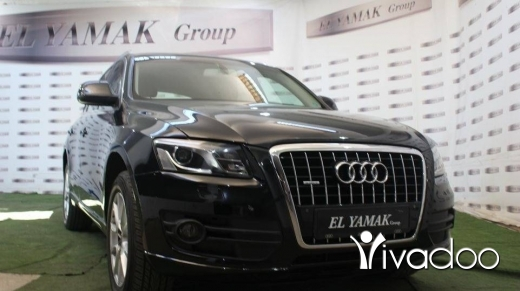 Audi in Qalamoun - 2013 Audi Q5 year 2013 one Owner