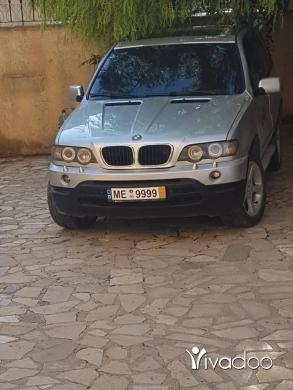 BMW in Halba - x5 2001 look 2005