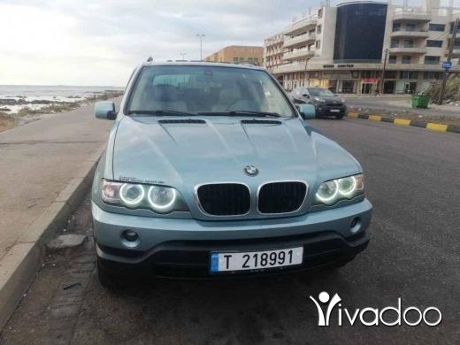 BMW in Tripoli - X5 look 2006