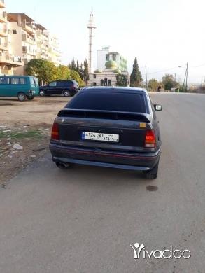 Opel in Tripoli - اوبل كادت