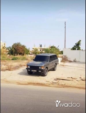 Rover in Tripoli - model 90