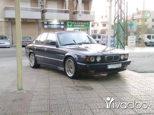BMW in Tripoli - بومة 89