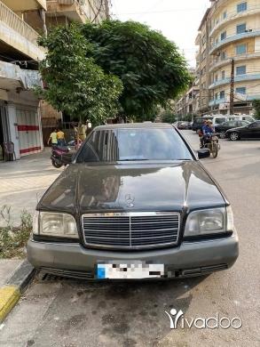 Mercedes-Benz in Tripoli - MercedesBenz 300