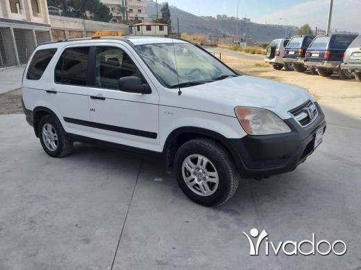 Honda in Beirut City - crv exl 2004 sherke 4 wheel farsh jiled fat7a
