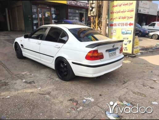 BMW in Tripoli - new boy 325 2003