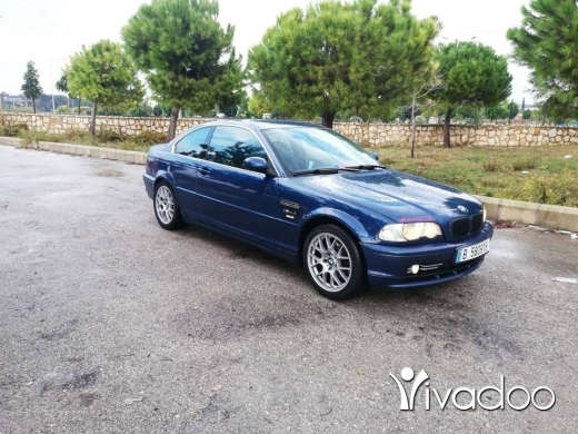 BMW in Saksakiyeh - نيو بوي 323 موديل 2000 مسجله 2020
