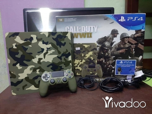 Video Games & Consoles in Tripoli - Ps4 slim Special edition