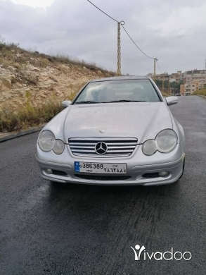 Mercedes-Benz in Nabatyeh - C230 model 2002