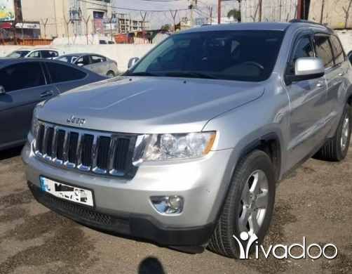 Jeep in Beirut City - Cherokee 2011