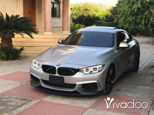 BMW in Beirut City - ⚫️ BMW f32 428i M/ performance 2014