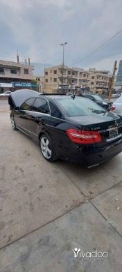 Mercedes-Benz in Tripoli - For sale W212 E350 model l 2012