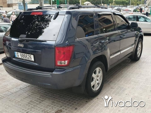 Jeep in Beirut City - Grand cherokee v6 / 4wd /