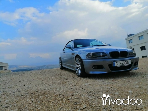 BMW in Beirut City - BMW 330 2001