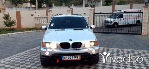 BMW in Al Wardaniyeh - jeep Bmw w x5 4.4 i ( ٨ سلندر )