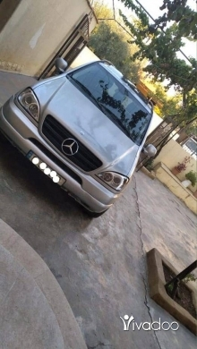 Mercedes-Benz in Ber Elias - Ml 320 model 2001