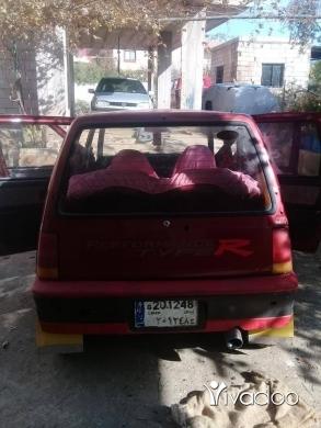 Daewoo in Tripoli - موديل 95