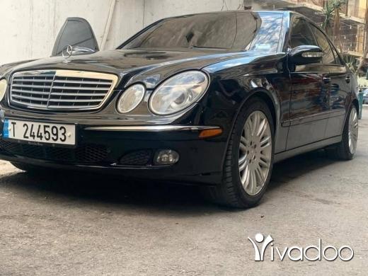 Mercedes-Benz in Tripoli - ٣٥٠ مودال ٢٠٠٦