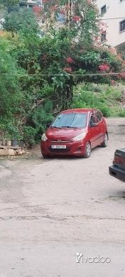 Honda in Halba - I10 2012