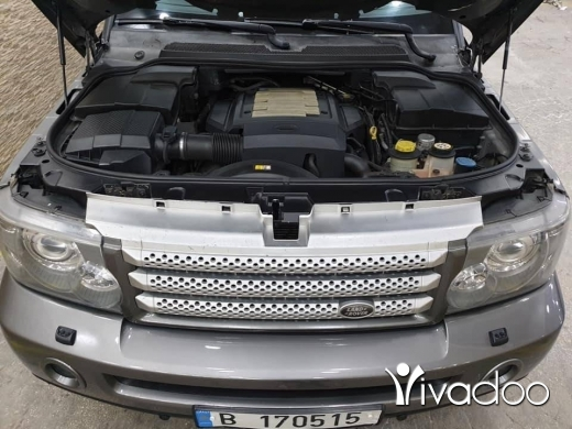 Rover in Beirut City - Range rover HSE 2007