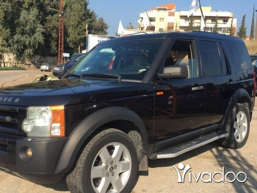 Land Rover in Tripoli - Land rover RL3 full option V8 mod 2005 call 03172009