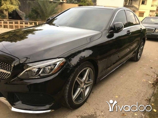 Mercedes-Benz in Beirut City - For sale W205 C300 model 2015
