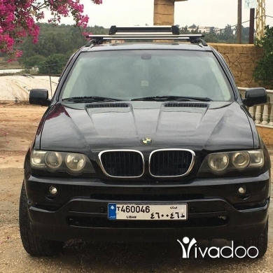 BMW in Akkar el-Atika - X5 model 2003