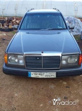 Mercedes-Benz in Baalback - مرسيدس ستايشن
