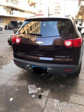 Chevrolet in Tripoli - Chev traveres model 2009