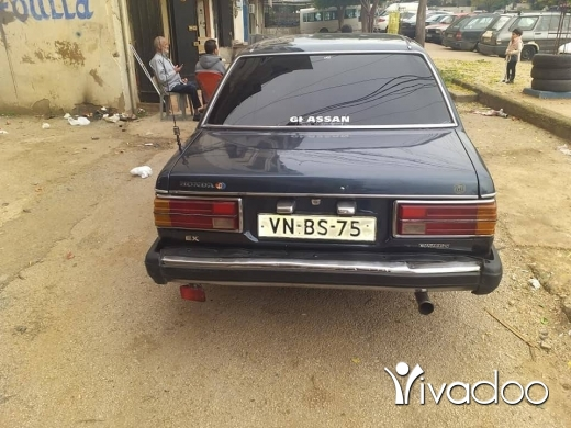 Honda in Tripoli - Honda akord 81