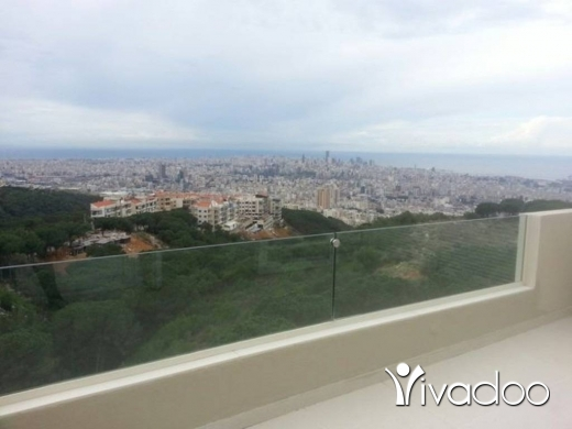 Apartments in Ain Saadeh - L07268 High-end Decorated Duplex for Sale in Ain Saade with Great Sea  Mountain view