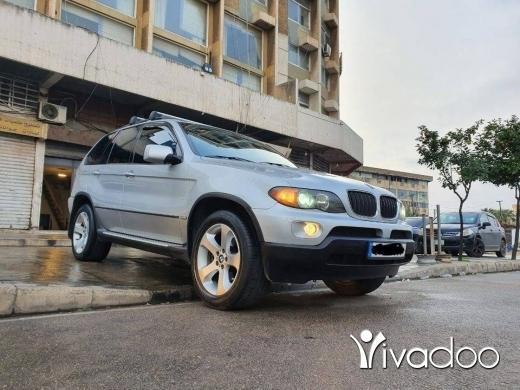 BMW in Akkar el-Atika - X5 2006