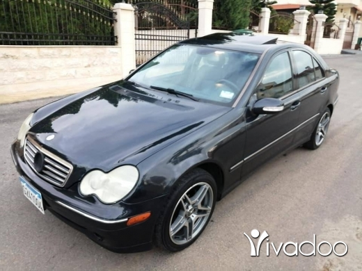 Mercedes-Benz in Ardeh - C 230 mod 2003 4 cylindre