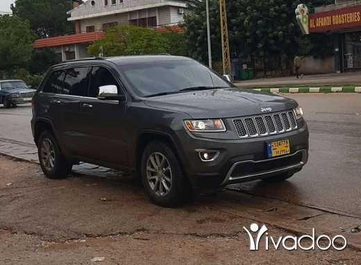 Jeep in Beirut City - Cherokee 2014 limited ajnbe