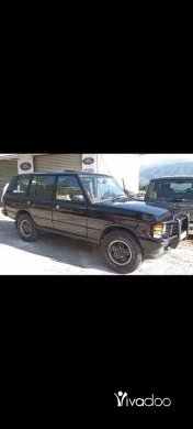 Rover in Beirut City - For sale range rover classic 1993 Large