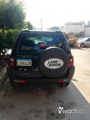 Land Rover in Beirut City - Land Rover Freelander 2002