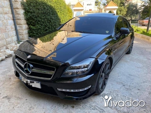Mercedes-Benz in Beirut City - Cls 550